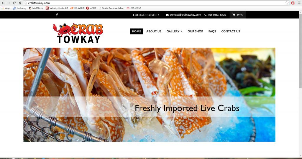 Crab Towkay